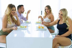 PornstarsLikeItBig – Jessica Jaymes, Alanah Rae And Kortney Kane – Deck The Balls With Girls Real Naughty, Perverzija.com
