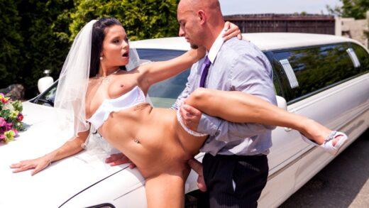 Private - Victoria Blaze - Here Cums The Bride