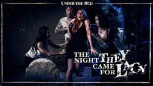 [PureTaboo] Katrina Jade, Joanna Angel, Lacy Lennon (The Night They Came For Lacy / 10.17.2019)