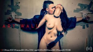 Free watch streaming porn SexArt Kira Queen Art Collection - Art Wall - xmoviesforyou