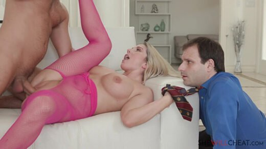 [SheWillCheat] Christie Stevens (Slutty Milf Christie Stevens fucks her cuckold husband's boss / 10.28.2019)