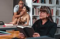 SneakySex – Avery Black, So This Is College