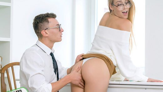 [TeensLoveAnal] Alexis Crystal (Lusty Anal Lessons / 10.18.2019)