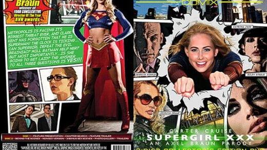 Free watch streaming porn Wicked Supergirl XXX- An Axel Braun Parody - xmoviesforyou