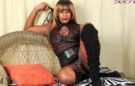 BlackTGirls – Karin Scott, Bad Girl