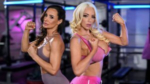 [BrazzersExxtra] Lisa Ann, Nicolette Shea (The Fuck Off / 11.04.2019)