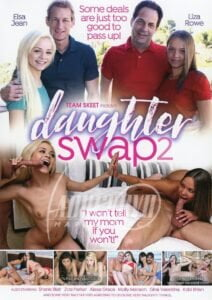 DaughterSwap – Zoe Parker – Poker Night Swap, Perverzija.com