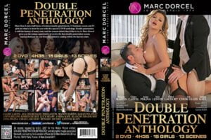 Dorcel - Double Penetration Anthology