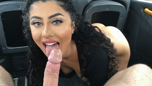 [FakeTaxi] Marina Maya (The sexy arse that got away / 11.20.2019)