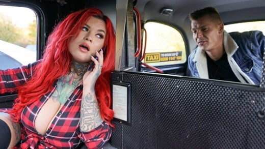 [FemaleFakeTaxi] Sabien Demonia (Busty New Driver Gets Her Thrills / 11.04.2019)