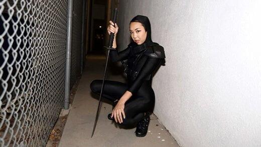 [LittleAsians] Kimberly Chi (Naughty Ninja Nubile / 11.03.2019)