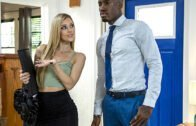 MonstersOfCock – Kali Roses, Business Beauty Slammed By Big Cock