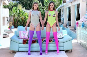[Nympho] Laney Grey, Lily Glee (Lustful Leisures / 11.02.2019)