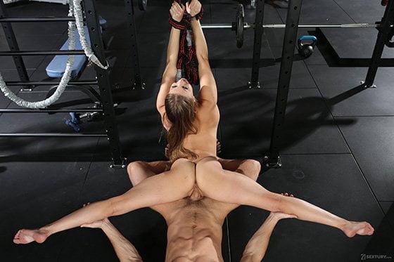 [PixAndVideo] Mia Split (Sexy Workout Session / 11.25.2019)