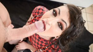 [Spizoo] Lydia Black (Young Brunette Blowjob And Anal POV / 11.23.2019)