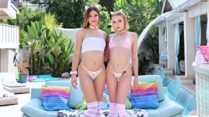 [Swallowed] Athena May, Avery Cristy (A+ Head Game / 11.01.2019)