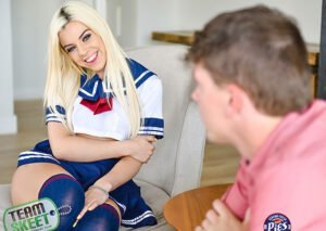 [TeenPies] Allie Nicole (Schoolgirl Sperm Injection / 11.16.2019)