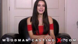 WoodmanCastingX - Lana Rhoades - Casting Hard