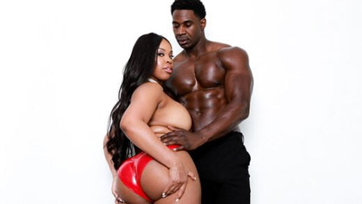 [AllBlackX] Aryana Adin (Epic Ebony Ass / 12.29.2019)
