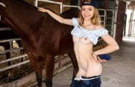 BangBros18 – Kristy May, Rides A Stallion