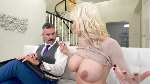 [BangTrickery] Kenzie Taylor (Getting Divorced And Hired A Paralegal To Fuck Her / 12.13.2019)