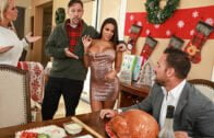 BigButtsLikeItBig – Aaliyah Hadid, Dress Code Inspection