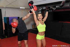 [BrazzersExxtra] Adriana Chechik (Lessons From The Champ / 12.16.2019)