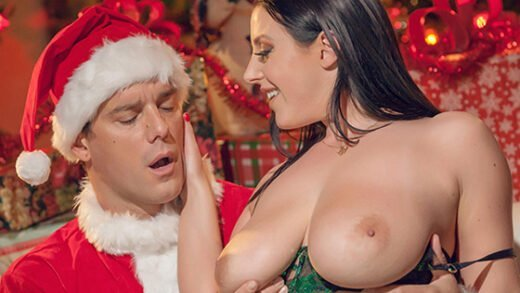 [CherryPimps] Angela White (Gets Put On Santas Naughty List / 12.23.2019)