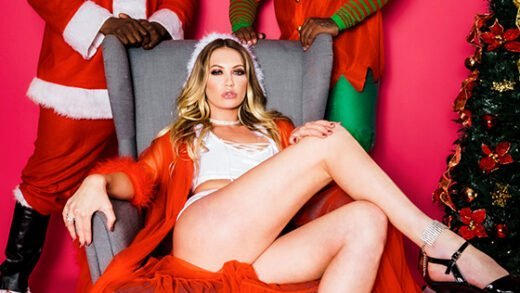 [EvilAngel] Adira Allure (Dreams Of A Black XXXmas / 12.25.2019)