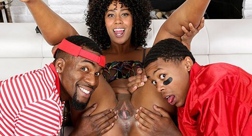 [FilthyFamily] Misty Stone (Fucking My Stepson and His Coach / 12.18.2019)