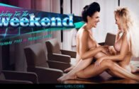 Girlcore S02E02 Brandi Love And Reagan Foxx – Working For The Weekend
