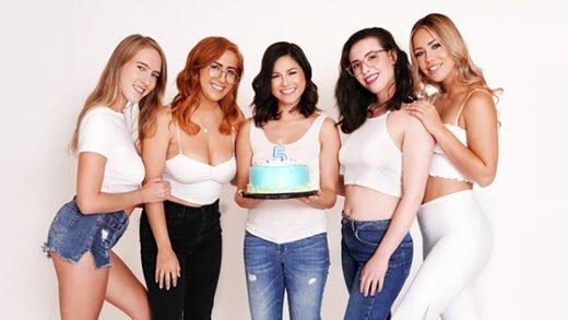 [GirlsWay] Shyla Jennings, Alina Lopez (Interrupted Anniversary / 12.27.2019)