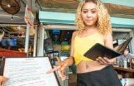 WaitressPOV – Allie Addison, Cheater, Cheater, Dick-Eater
