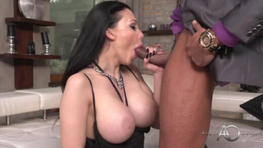 AlettaOceanLive - Big Tits Babe Love Sex