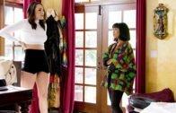 AllGirlMassage – Jenna Foxx, Bella Rolland, Small Town Massage