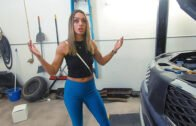BangRoadSide – Jaimie Vine, Cheats On Her Husband To Get Her Car Back