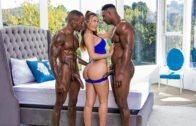 BlackedRaw – Cory Chase, Brandi Love, BBC Club