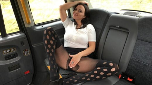 [FakeTaxi] Alysa Gap (She only wants big cock from now on / 01.19.2020)