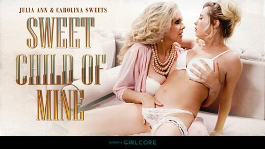 [Girlcore] Julia Ann, Carolina Sweets (Sweet Child Of Mine / 01.09.2020)