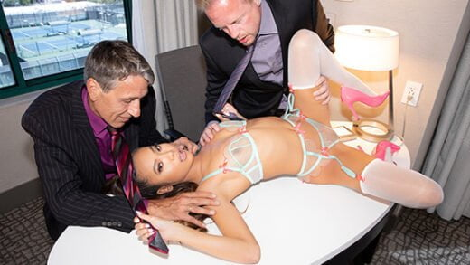 [JulesJordan] Vina Sky (Tiny Vina Sky Services Two Men / 01.23.2020)