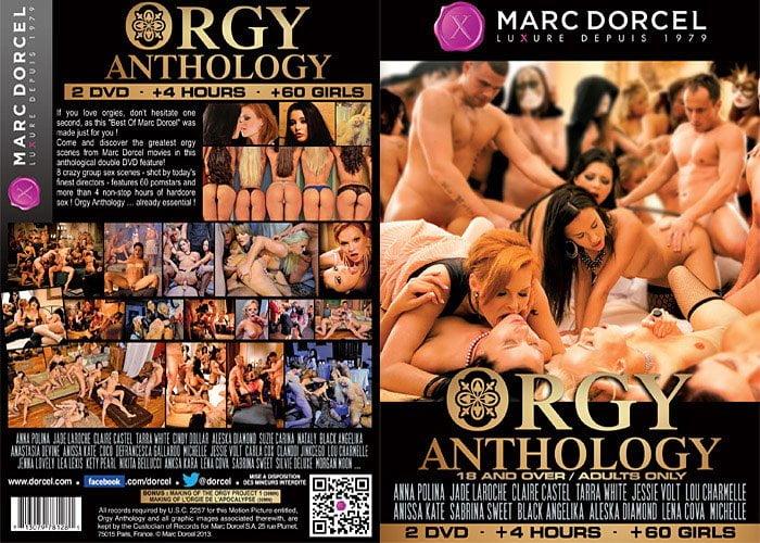 Marc Dorcel - Orgy Anthology (2013)