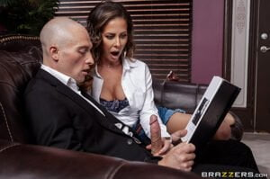 [MilfsLikeItBig] Cherie Deville (Getting Even And Getting Laid / 01.05.2020)