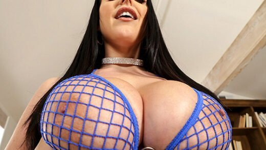 [BigTitsRoundAsses] Angela White (Anal Unscripted / 02.06.2020)