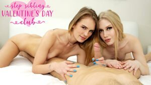 [BrattySis] Emma Starletto, Natalie Knight (Step Sibling Valentines Day Club / 02.07.2020)