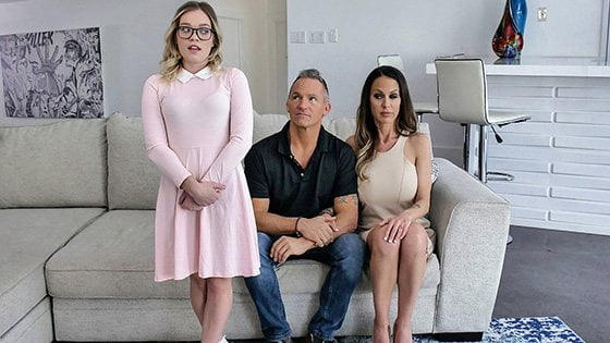 FosterTapes – Mckenzie Lee And Katie Kush – Foster Daughter Learns That Stealing Is Wrong, Perverzija.com