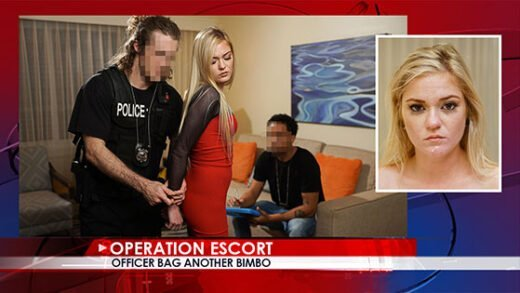 Free watch streaming porn OperationEscort Chloe Foster Officer Bag Another Bimbo - xmoviesforyou