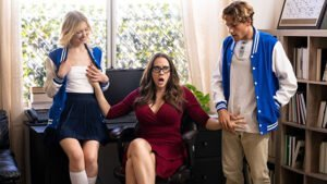 [StepMomLessons] Chanel Preston, Chloe Cherry (Teacher