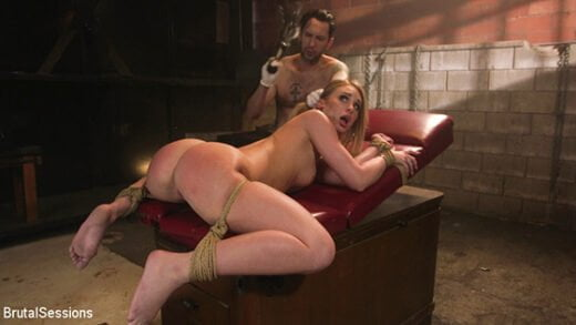 [BrutalSessions] Daisy Stone (Anal Fuck Toy Daisy Stone is Helpless in the Dungeon / 11.26.2019)