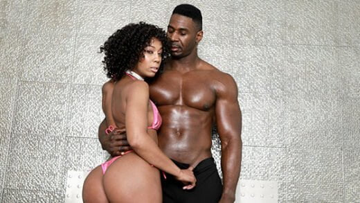 [AllBlackX] Misty Stone (Superstar / 03.08.2020)