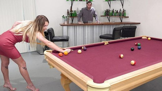 [BangTrickery] Gabbie Carter (A Pool Shark That Is Looking For Some Dick / 04.03.2020)